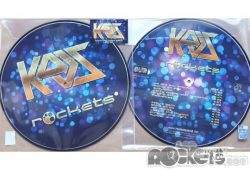 Kaos in LP - picture disk (2019) - © LesROCKETS.com