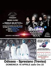Showcase dei ROCKETS a Spresiano (TV) - © LesROCKETS.com