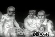 Arrivano i Mostri, immagine tratta dal video del brano Space rock - © LesROCKETS.com